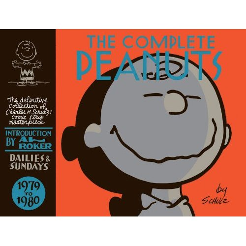 『The Complete Peanuts 1979-1980』(ハードカバー)
